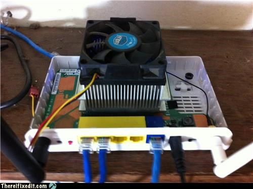 computer cooling fan router - 4290770688
