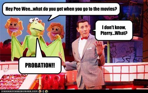 actor celeb funny lolz Paul Reubens Pee-Wee Herman - 4291210752