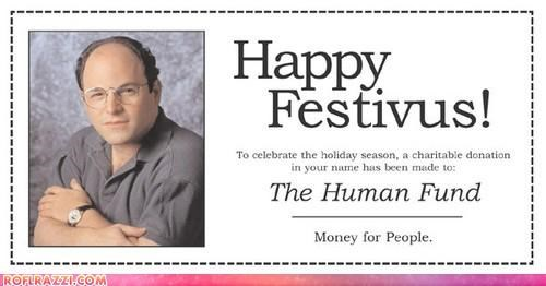 festivus funny Hall of Fame holiday seinfeld - 4291592192