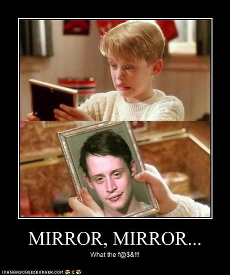 actor,celeb,demotivational,funny,Home Alone,macaulay culkin