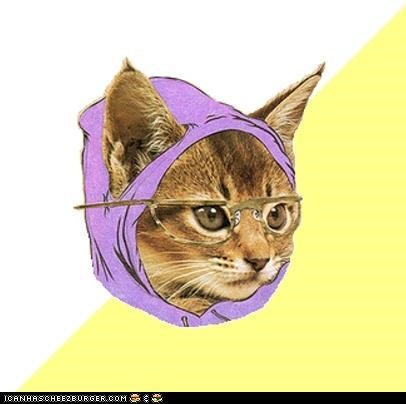Hipster Kitty - 4295197696