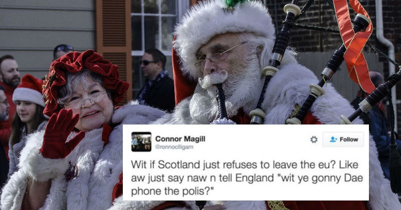 Solid reasons you should love Scottish Twitter to death.