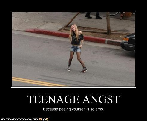 avril lavigne,celeb,demotivational,funny,Music
