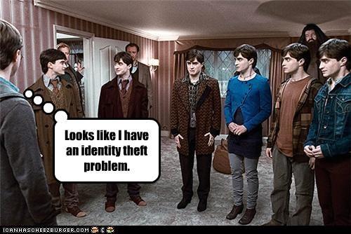 actor celeb Daniel Radcliffe funny Harry Potter sci fi - 4296870144