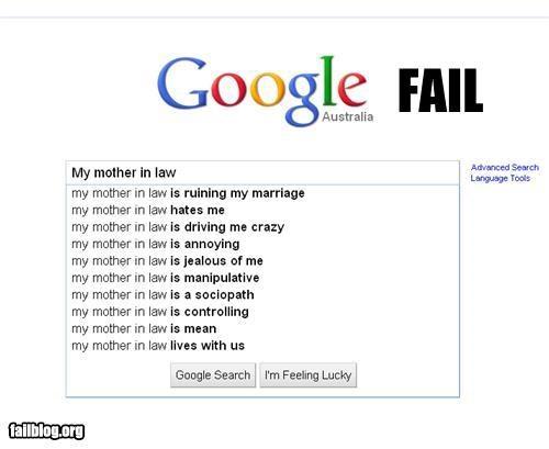 Mother-in-law fail - FAIL Blog - Funny Fails