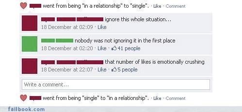 relationship status your friends are laughing at you - 4300273664