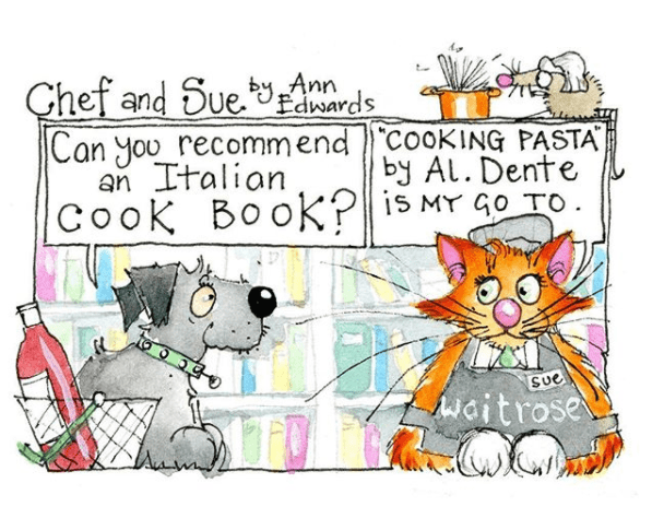 dogs cooking Cats web comics - 4302597