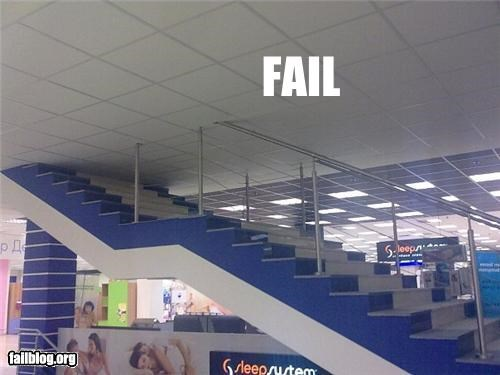 ceiling,classic,failboat,g rated,poor planning,stairs