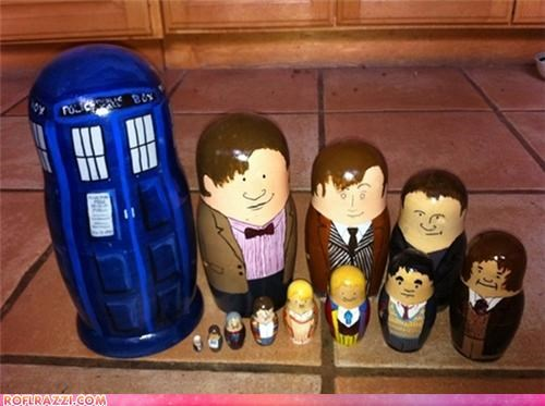cute doctor who Hall of Fame sci fi tardis - 4303983872