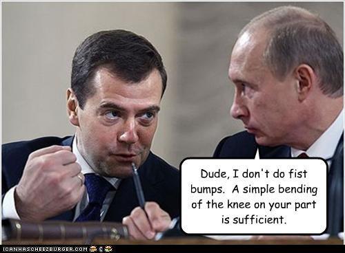 Dmitry Medvedev funny lolz Vladimir Putin vladurday - 4304377856
