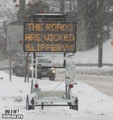signs,traffic signs,weather conditions,wicked