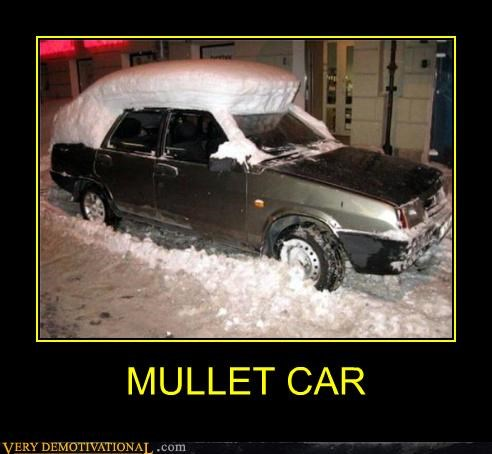 awesome blizzard business car fashion mullet Party snow - 4304835840