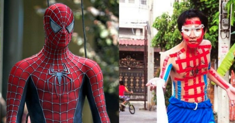 Hilarious Cosplays That Are So Bad They're Amazing
