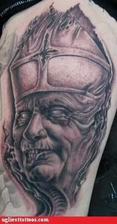portraits,religion,zombie