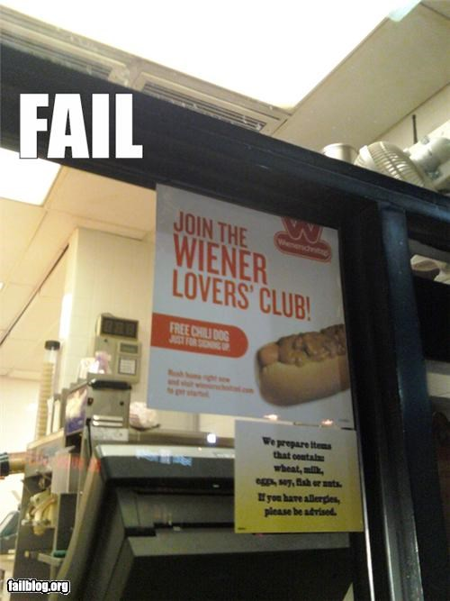 ads failboat innuendo lovers sign weiners - 4305964544