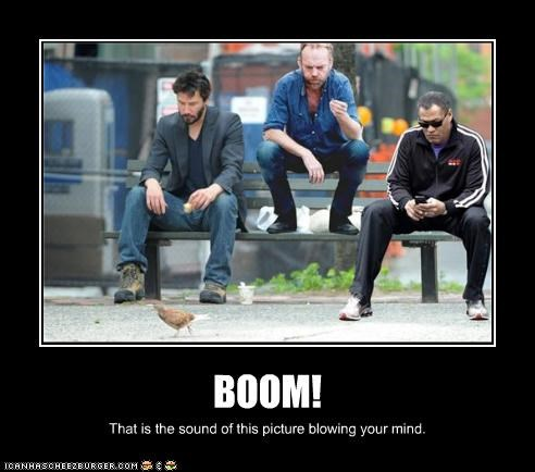 BOOM! That is the sound of this picture blowing your mind.