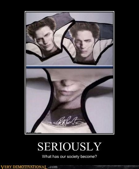 edward cullen panties sad but true seriously twilight wtf