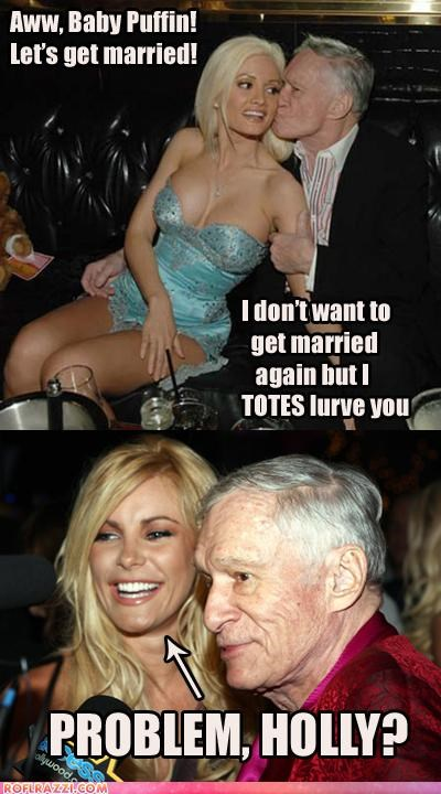 comic,crystal harris,holly madison,hugh hefner,playboy,trolled
