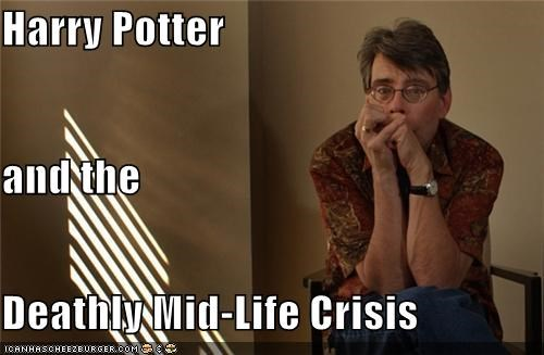 Harry Potter and the Deathly Mid-Life Crisis