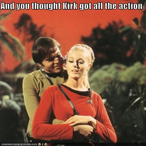 actor funny sci fi Star Trek walter koenig - 4308396544