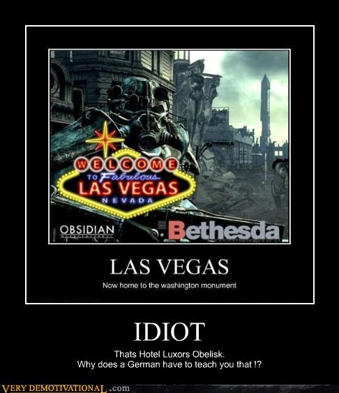 bethesda fallout geography germans new vegas video games