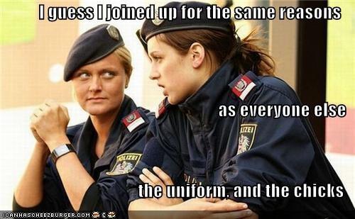 gay lesbian police uniform women - 4309134592