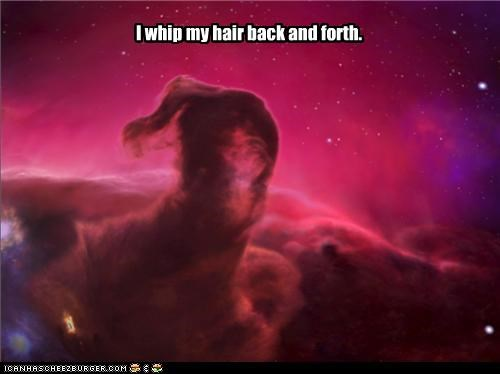 hair hipsterlulz nebula star whip my hair - 4309820416