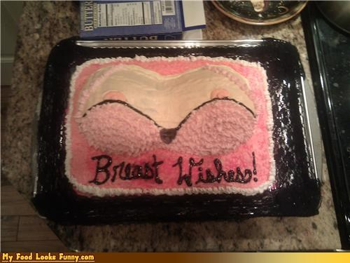 bewbs cake chesticles nip slip nipples