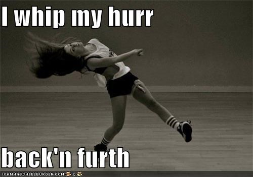 back and forth Memes Sportderps sports whip my hair willow smith - 4311140096
