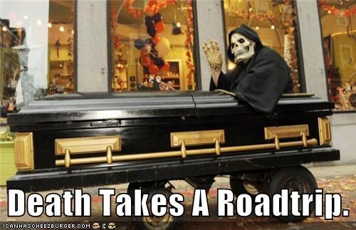 Death,emolulz,roadtrip,seth green