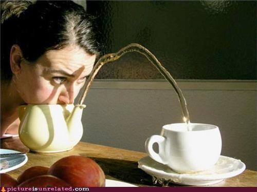 arty spout spray tea water wtf - 4312576768