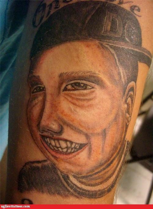 bad portraits tattoos - 4312711168