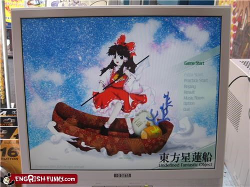 danmaku nerdgasm shmup touhou ufo video game - 4314652672