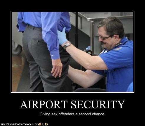 airport criminals flying invasive screenings sex offenders TSA - 4317323520