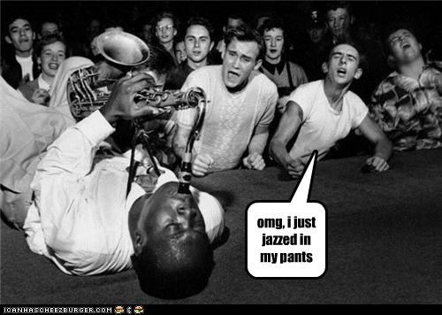 funny Music Photo photograph - 4317454592