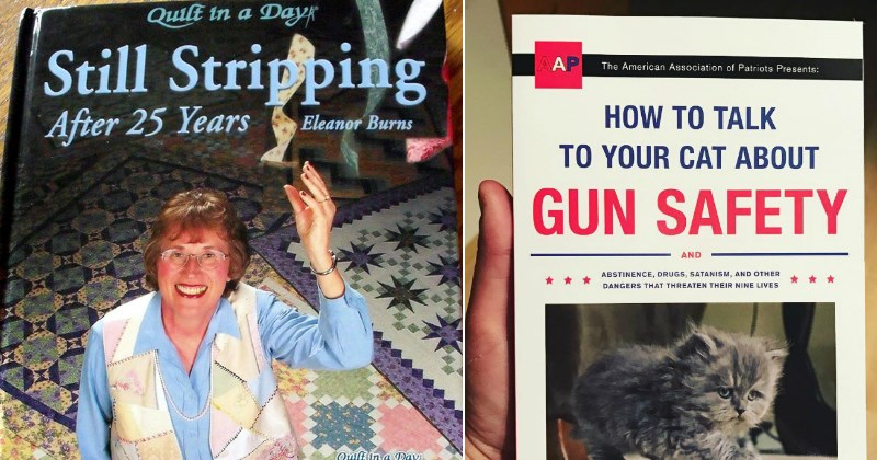 Extremely Awkward Books That Can Be Found On Amazon