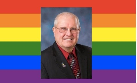 lgbtq paul shepherd Idaho LGBT gay marriage paul shepherd website hacked gay rights politics - 431877