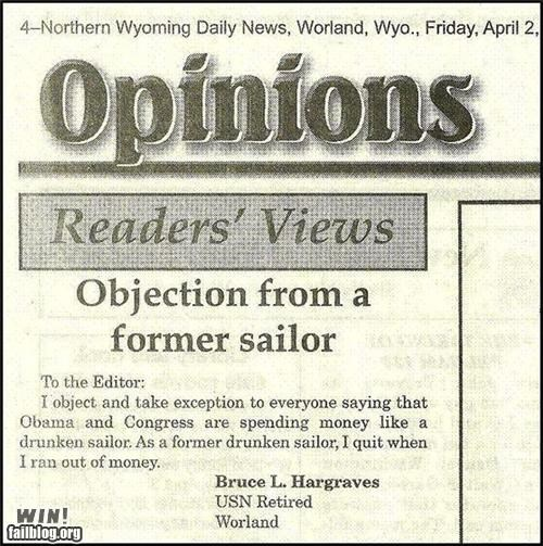 clever letters news newspaper