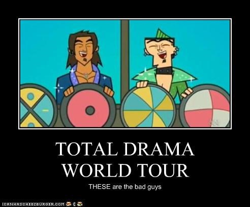 Total Drama World Tour Cheezburger Funny Memes Funny Pictures