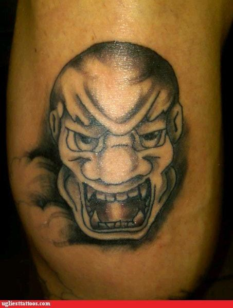mr clean wtf tattoos - 4320113664