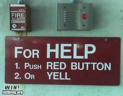 button signs warning - 4320879104