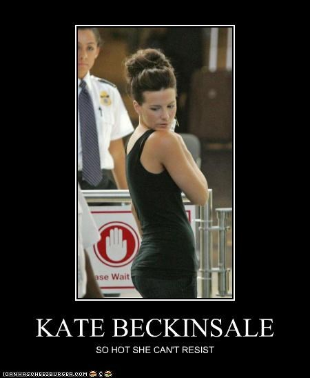 KATE BECKINSALE SO HOT SHE CAN'T RESIST