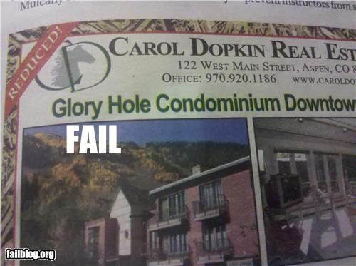 bad idea,condos,failboat,innuendo,name,names,newspaper