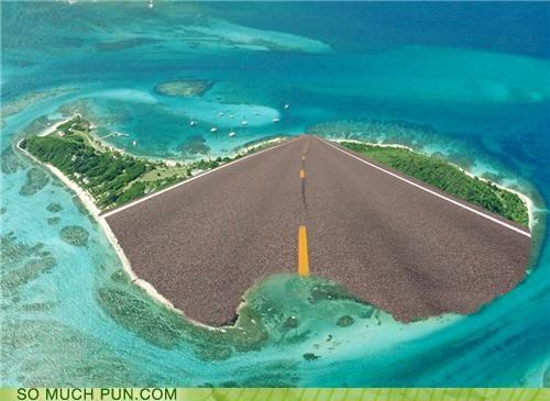 city,homophone,island,literalism,quahog,rhode island,road,state