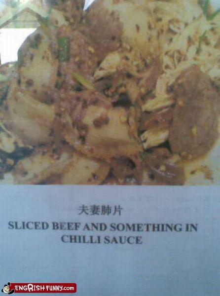chili food menu something what - 4325126144