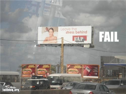 billboard failboat fap innuendo sign stress - 4325329920