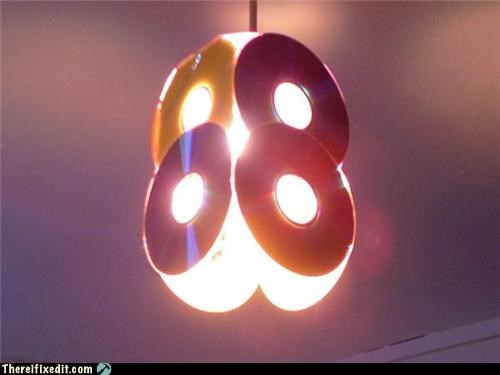DVD hipster lights