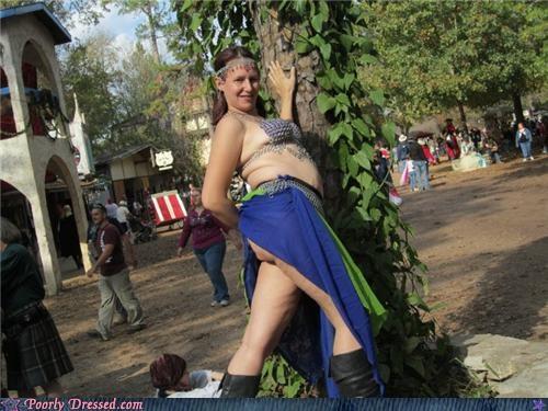 bikini chainmail fantasy ren fair - 4327335936