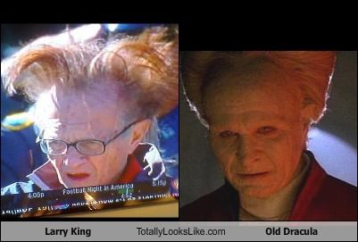 dracula,Gary Oldman,hair,Larry King