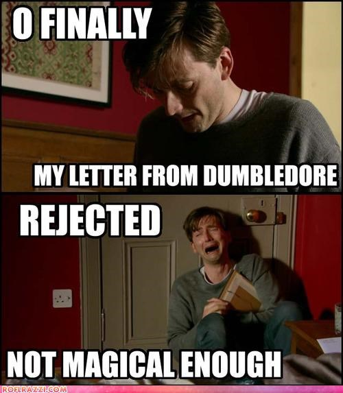 comic David Tennant doctor who funny Harry Potter sci fi - 4328159232